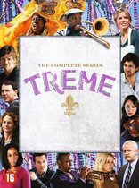 Treme - Seizoen 1 t/m 4 (The Complete Series)