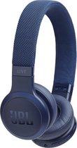 JBL Live 400BT - On-ear bluetooth koptelefoon - Blauw