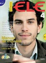 Agencia ELE 4 libro de clase + CD audio