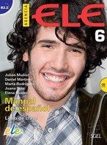 Agencia ELE 6 libro de clase + CD audio