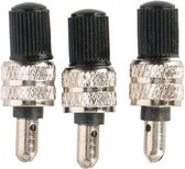 Bicycle Gear - Fietsventiel - 3 stuks - Fietsonderdeel - Ventiel voor de Fiets
