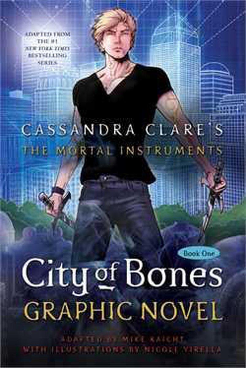 City of Bones: The Graphic Novel - Cassandra Clare