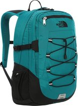 The North Face Borealis Classic Backpack fanfare green/tnf black