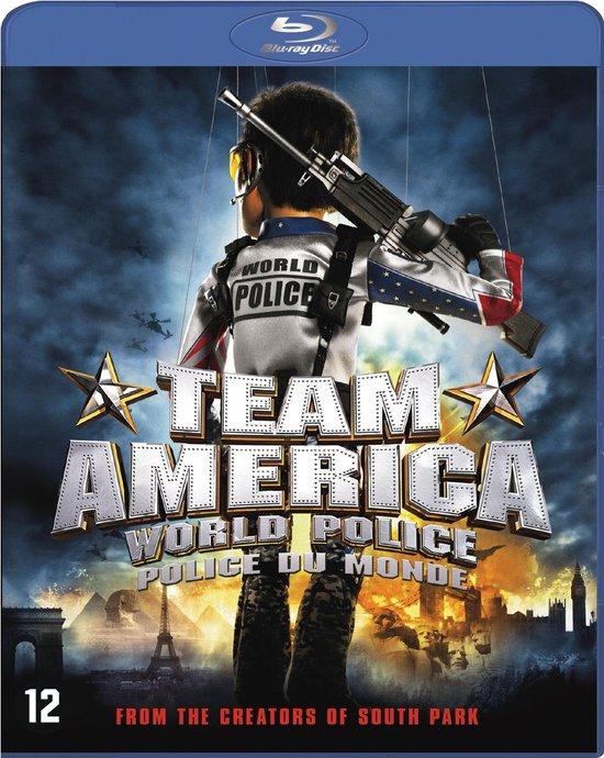 Cover van de film 'Team America - World Police'