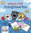 Afbeelding van het spelletje Woezel & Pip - Woezel & Pip Schrijfkaarten