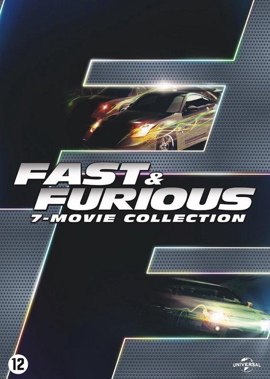 Movie - Fast & Furious 1-7 Box