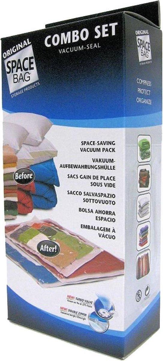 Spacebags vacuümzakken 6-delige set - Space Bag