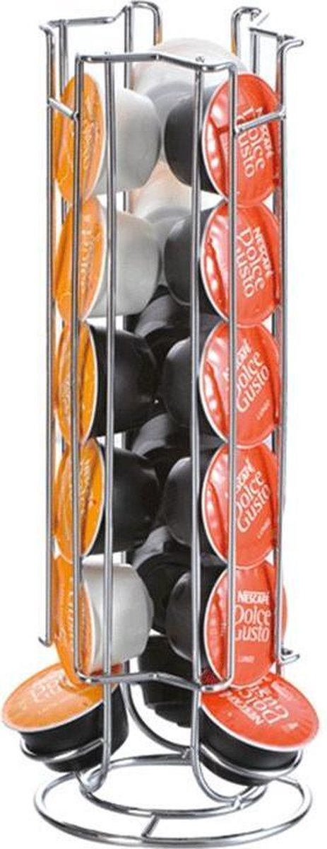 QUVIO Capsule houder voor Dolce Gusto - Cups houder voor 18 cups van Dolce Gusto - Koffie Capsule st