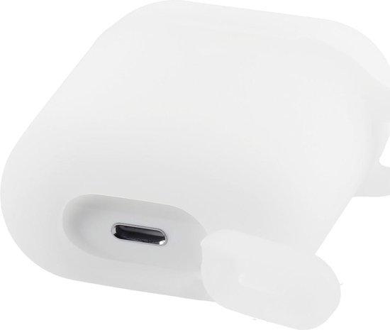 Hama airpods hoesje  - Koptelefoon case - Wit