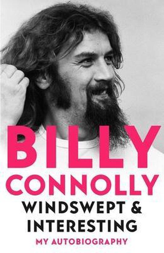 Boek cover Windswept & Interesting van Billy Connolly (Hardcover)