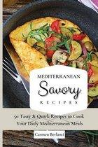 Mediterranean Savory Recipes