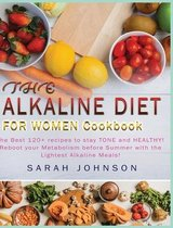 Omslag The Alkaline Diet for Women Cookbook