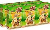 Bonzo Mini Kluiven - Hondensnacks Rund, Gevogelte & Wild - 6 x 500g