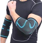 Armbrace - Elleboog Brace - Tennis Elleboog - Golf Arm - Tennisarm Brace - Elleboog Ondersteuning - Artrose - Reuma - Maat M