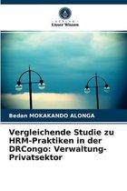 Vergleichende Studie zu HRM-Praktiken in der DRCongo