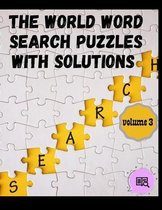 The World Word Search Puzzles With Solutions