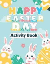 Happy Easter Day Activity Book