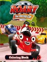 Roary The Racing Car Coloring Book