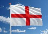 Engelse vlag - vlaggen - Engeland - 90/150cm - Met poolgeleider