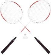 Muntex Badminton Set | Rood