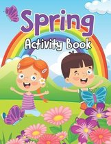 Spring Activity Book