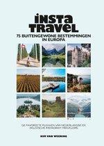 Boek cover Insta Travel - 75 buitengewone bestemmingen in Europa van Kim van Weering (Hardcover)