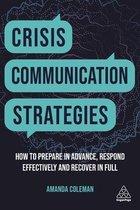Crisis Communication Strategies