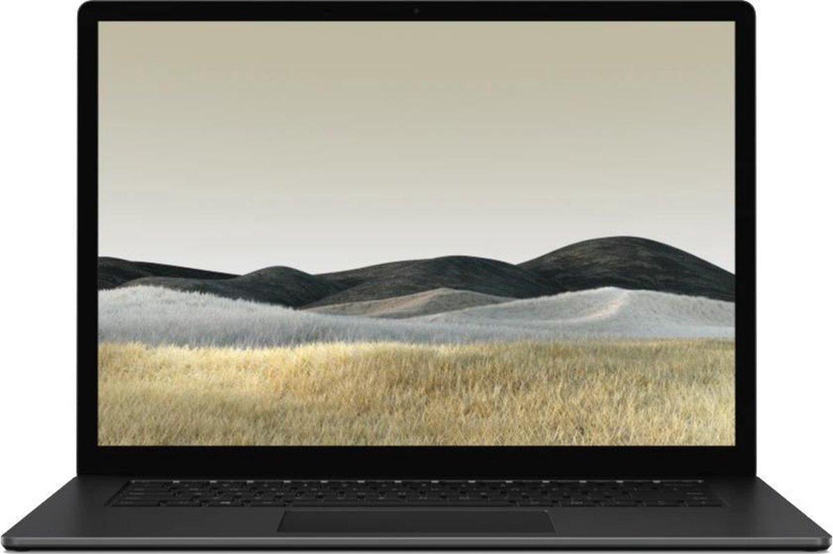 "Microsoft Surface Laptop 3 13"" i7 - 16 GB - 512 GB zwart / Qwerty US toetsenbord"