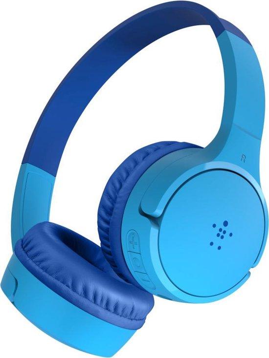 Belkin SOUNDFORM™ Draadloze mini-koptelefoon voor kinderen - Blauw