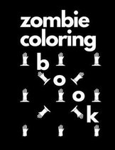 Zombies Coloring