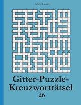 Gitter-Puzzle-Kreuzwortratsel 26