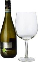 MikaMax XXL Wijnglas - Wijnglas groot - 0.75L