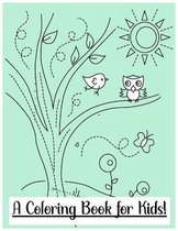 A Coloring Book for Kids!