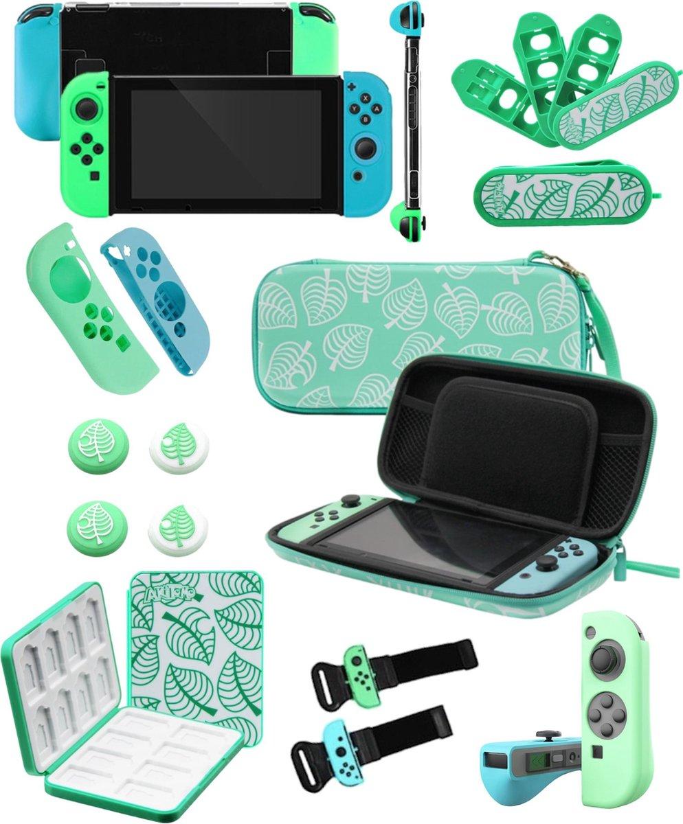 Nintendo Switch Accessoires voor Console & Controller   In thema van Animal Crossing New Horizons