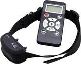 Anti blafband COMBI trainingshalsband BOB 160V - vibratie & geluid - diervriendelijk - oplaadbaar - 4-80 kilo hondenrassen -eenvoudige bediening