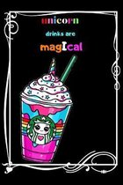 unicorn drinks are magical