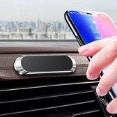 Xiaomi Mi A3 Telefoonhouder - Magnetisch -  Ventilatie - Autohouder - Grijs - LuxeBass