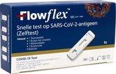 20x Flowflex Zelftest corona zelftest / sneltest verpakt per 5 STUKS - Sars-CoV-2 Antigen Rapid Test