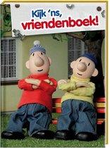 Buurman & Buurman vriendenboek vriendenboekje