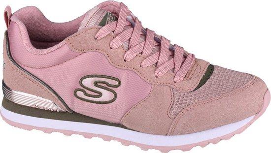 Skechers OG 85 Step N Fly 155287-MVE, Vrouwen, Roze, sneakers, maat: 38,5 EU