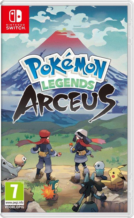 Pokemon Legends - Arceus - Switch