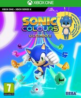 Sonic Colours Ultimate - Day One Edition - Xbox One & Xbox Series X