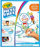 Crayola Color Wonder: Tekenblok Neutraal