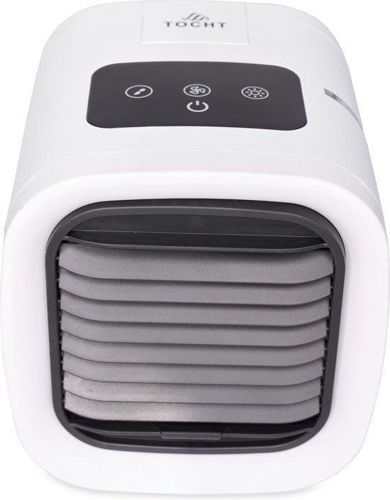 Tocht™ Airco Pro - Aircooler - Luchtkoeler - Mobiele Airco - Wit