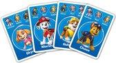 Paw Patrol kwartetspel Tactic Nickelodeon honden kaarten