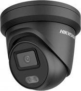Hikvision ColorVu DS-2CD2347G2-LU - zwart - 4mm - 94 graden 24UUR kleur beeld