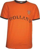 Holland retro T-shirt kids   Holland souvenir   oranje kinder shirt   EK Voetbal 2020 2021   Nederlands elftal   maat 140