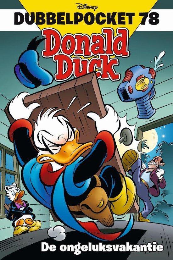 Afbeelding van Donald Duck Dubbelpocket 78 - De Ongeluksvakantie