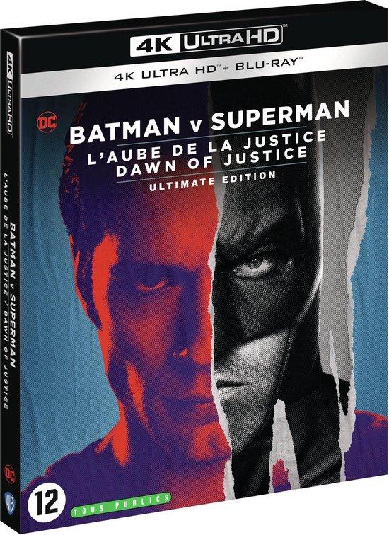Batman v Superman - Dawn of justice -  Ultimate Edition (4K Ultra HD Blu-ray)