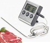 Vleesthermometer Digitaal BBQ Thermometer Draadloos - Kernthermometer -...